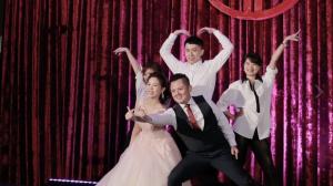 婚禮錄影,婚禮跳舞,婚錄推薦,台北婚錄推薦,喜來登大飯店